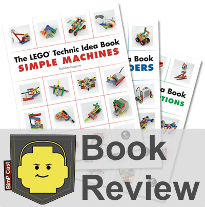 Bricks Pocket Bimp Book Review Lego Technic Idea
