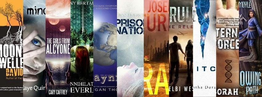 Tomorrow Authors' Websites