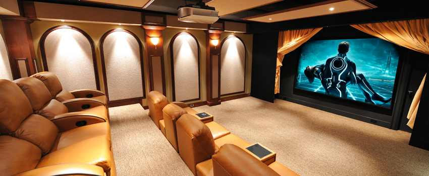 Home Movie Theater Design