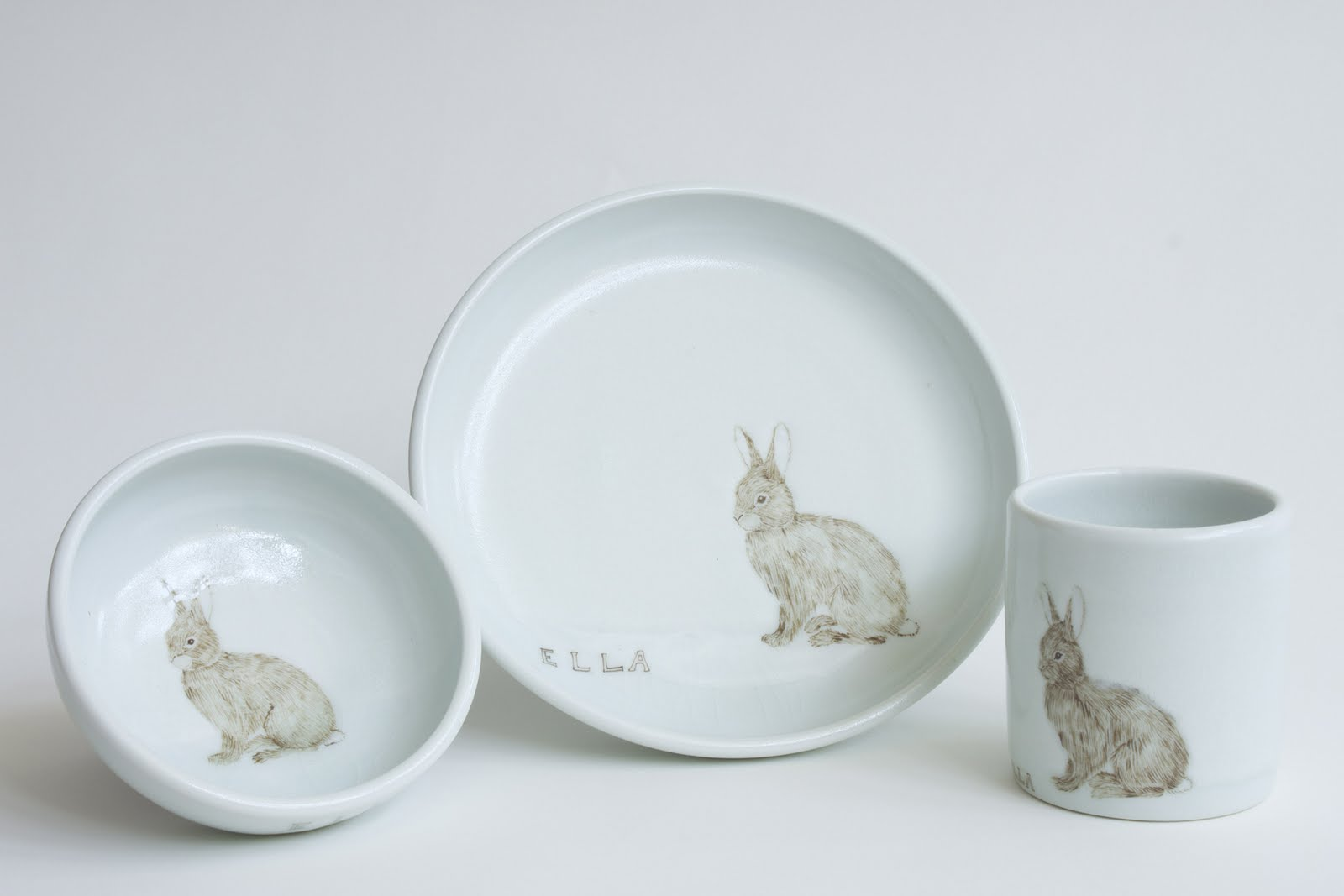 Baby Dish Sets. \  : childrens plate sets - pezcame.com