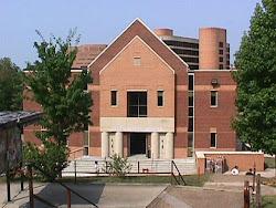 UTK Burchfiel Geography Building