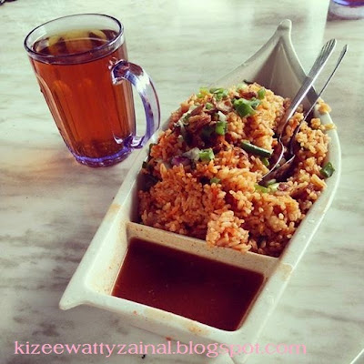 Nasi Goreng Udang Mak Jah Kuala Sepetang