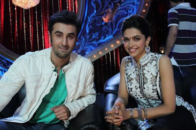Ranbir & Deepika Promotion dance on the sets of Dramebaaz