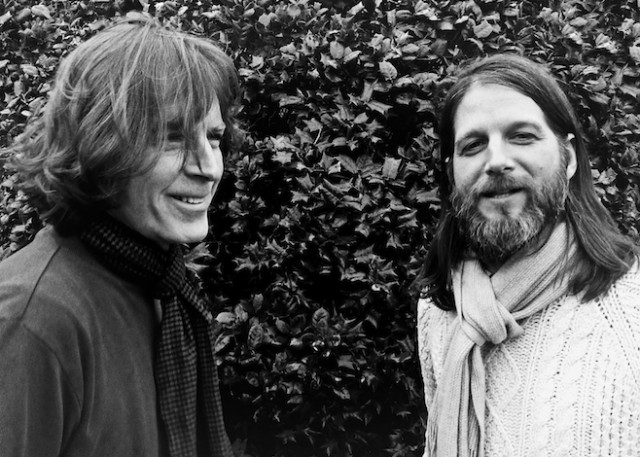 Jody Stephens y Luther Rusell