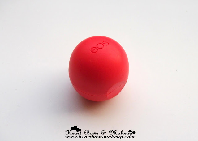 eos smooth sphere lip balms