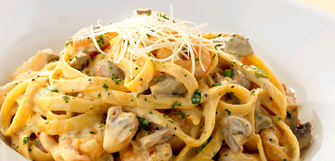 Recipe for toowoomba pasta from outback