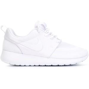 """White Nike """"Roshe 1"""" sneakers"""