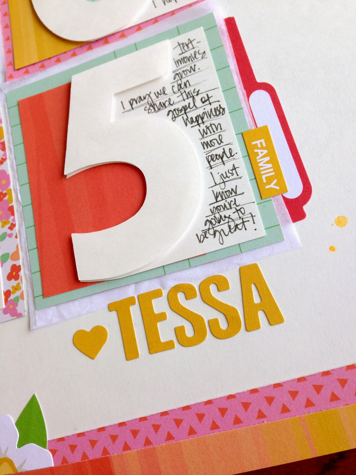 Tessa Buys Chickaniddy Crafts 2015 Layout close-up 4