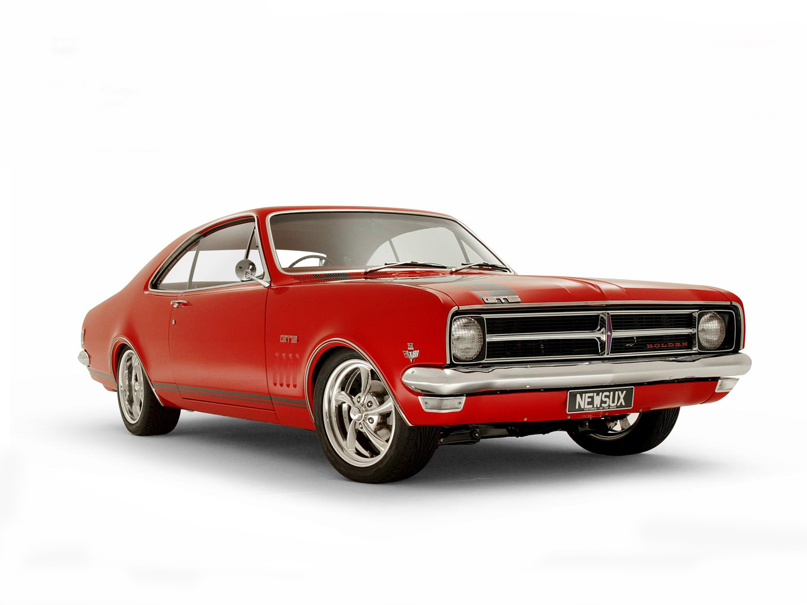 Car Wallpapers : Muscle Car Wallpapers