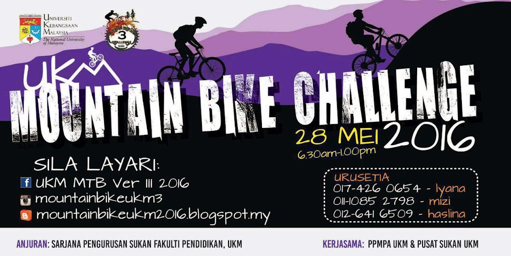 Mountain Bike UKM Challenge 3 (2016)