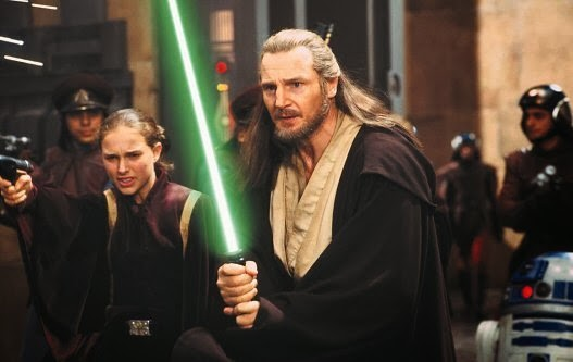 Qui-Gon Jinn from Episode I: The Phantom Menace