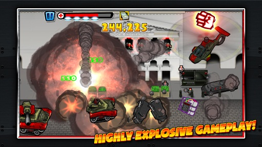 Attack Of The Wall Street Titan v1.12 APK Android zip full version ...