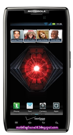The New Motorola Droid Razr Maxx