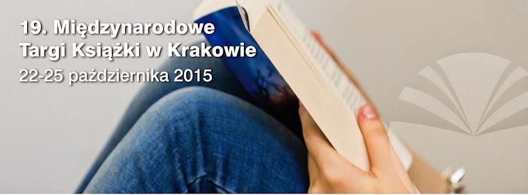 Międzynarodwe Targi Książki w Krakowie