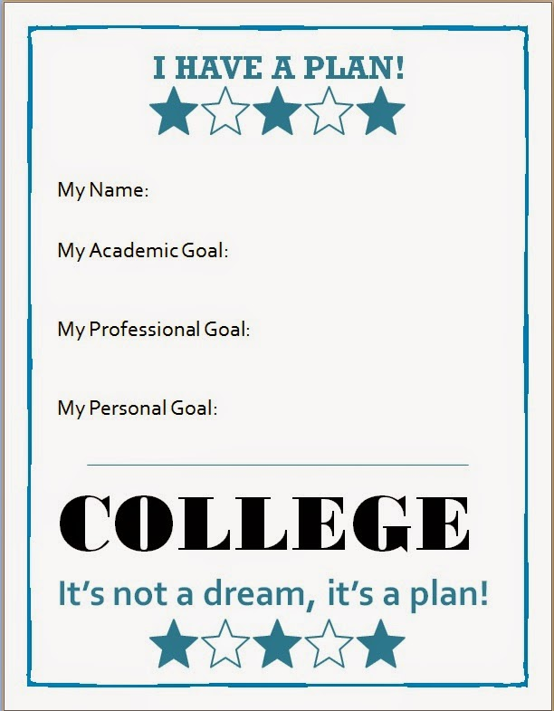 Printables Career Worksheets For Middle School the middle school counselor 7th grade college awareness lesson tuesday september 30 2014