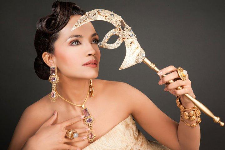 ENNZ Designer Jewelry Desins For Amina Sheikh
