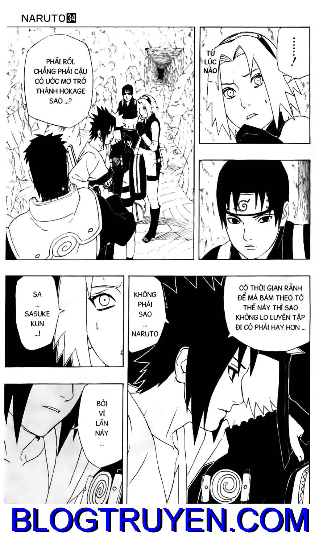 Naruto chap 307 Trang 15 - Mangak.info