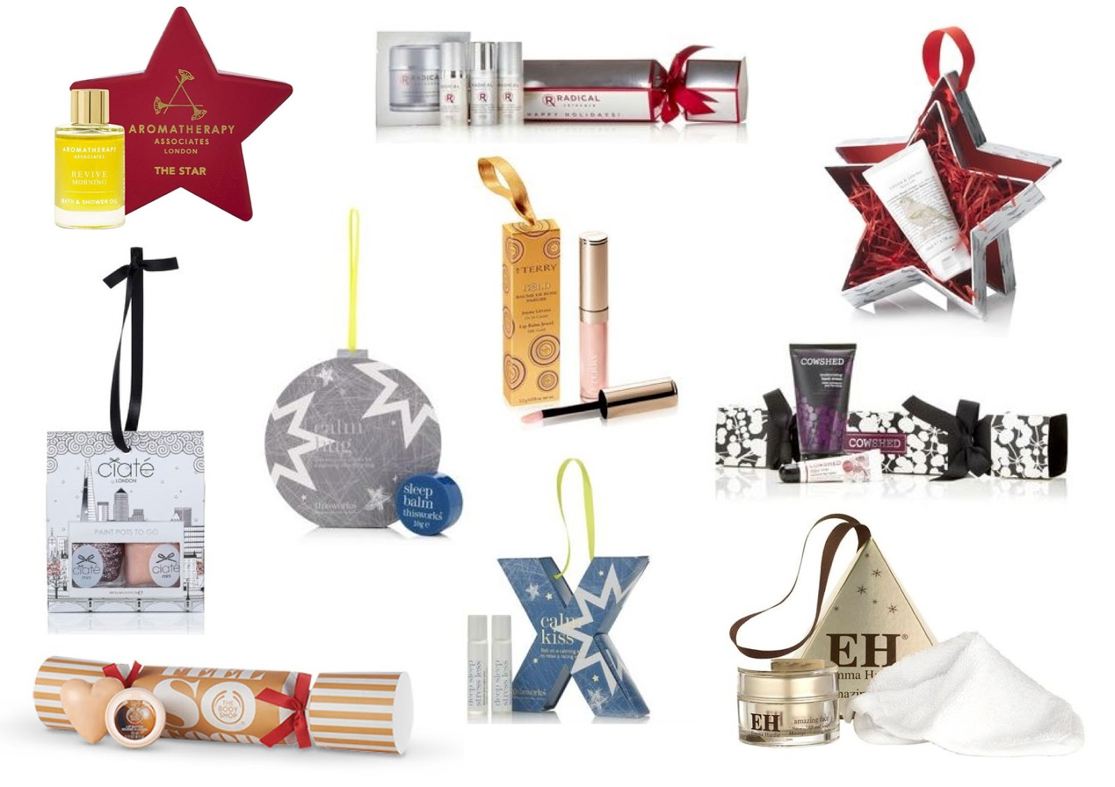 Cruelty Free Christmas Beauty Gift Guide: Tree Decorations | Jessica ...