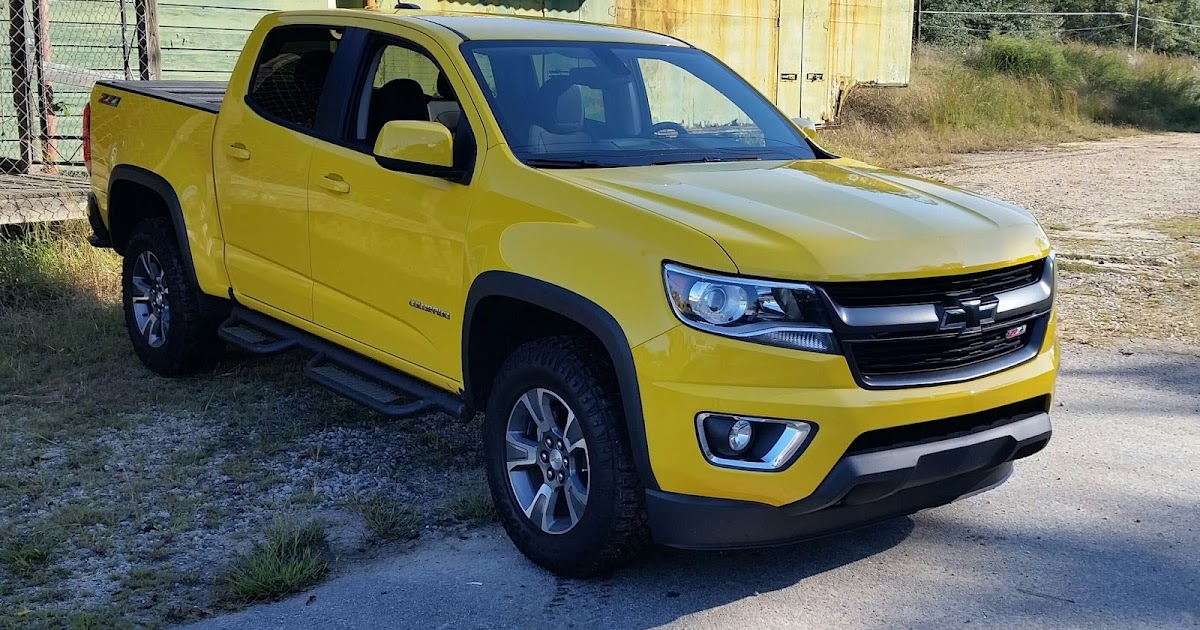 auto industry connection 2015 chevy colorado 4wd z71 crew cab a midsized. Black Bedroom Furniture Sets. Home Design Ideas