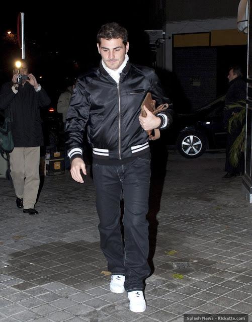 Iker Casillas Fashion Style