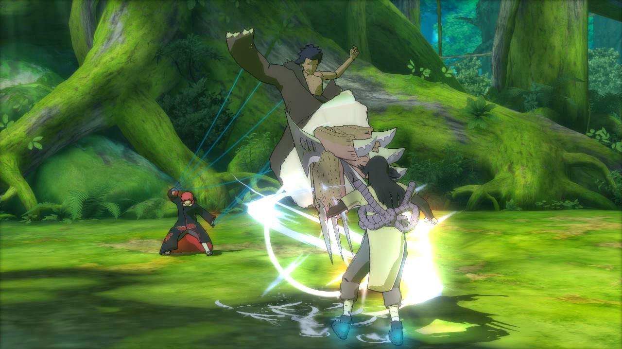 Sasori vs Orochimaru