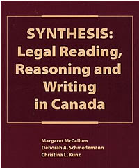 synthesis legal canada