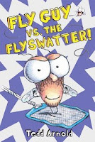bookcover of Fly Guy vs The Fly Swatter! by Tedd Arnold