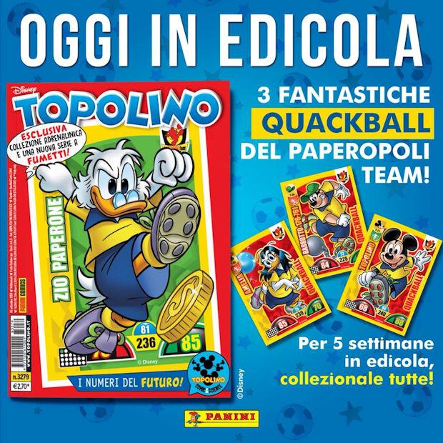 PANINI DISNEY 85 ans Donald Duck-Sticker 260