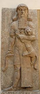 Gilgamesh el personaje principal de la Epopeya Gilgamesh de Sumeria