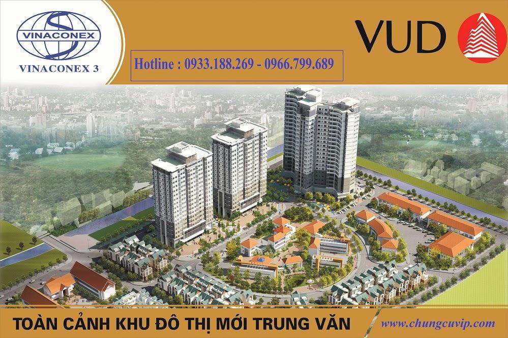 Chung cư CT1 Trung Văn Vinaconex3, 01