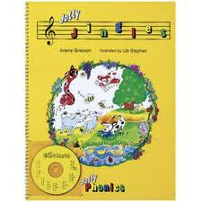JOLLY PHONICS 1 (INFANTS, 1 & 2)