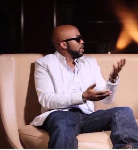 Nigerian Musician,Banky W.