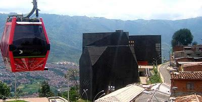 Biblioteca España-Medellín-Colombia