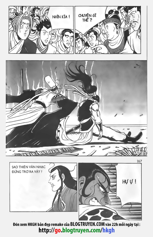 Hiệp Khách Giang Hồ - Hiệp Khách Giang Hồ Chap 061 - Pic 3