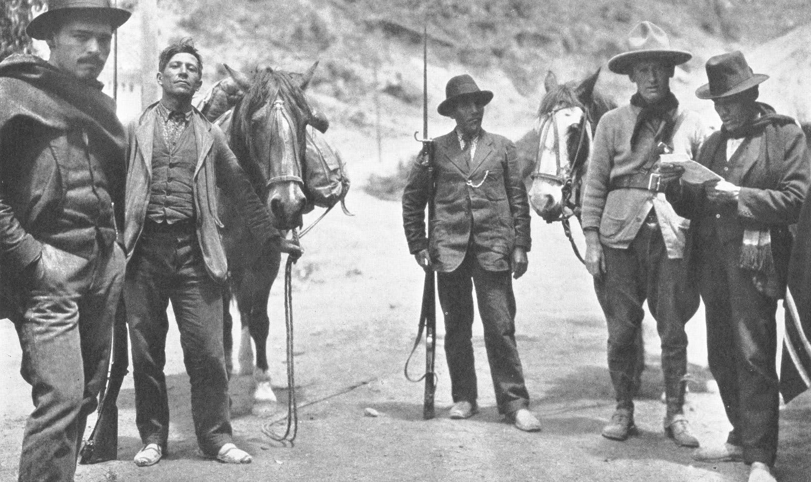 Gato y Mancha, historia de dos caballos Argentinos