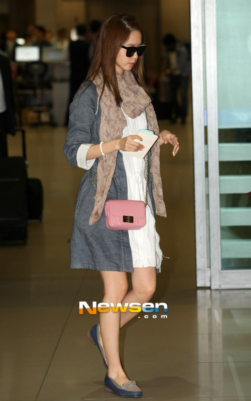 Girls 39 Generation Back From Thailand My Lovely Blog