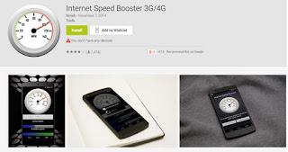 Mempercepat Koneksi Internet Android