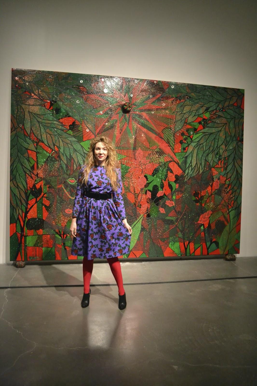 Chris Ofili Returns | Chris ofili, Work in new york, Portrait