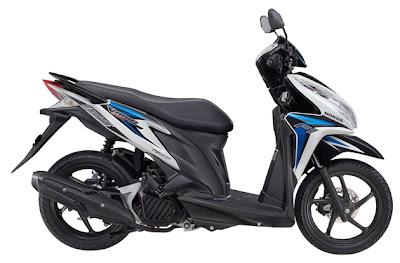 Honda Vario Techno 125 PGM-FI CBS