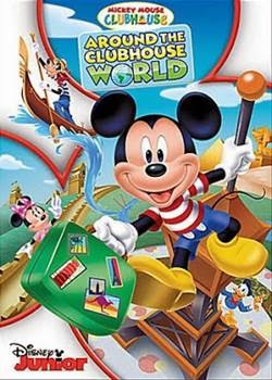 Filme A Casa do Mickey Mouse da Disney Volta ao Mundo
