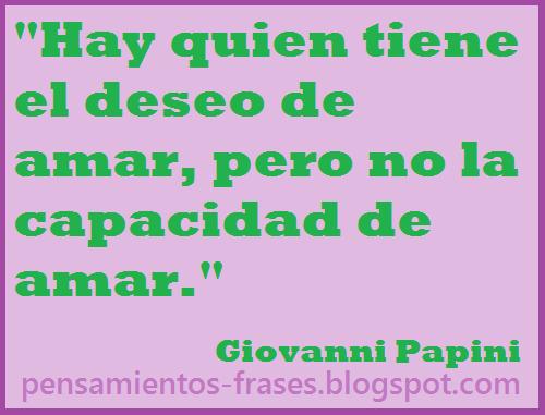 frases de Giovanni Papini