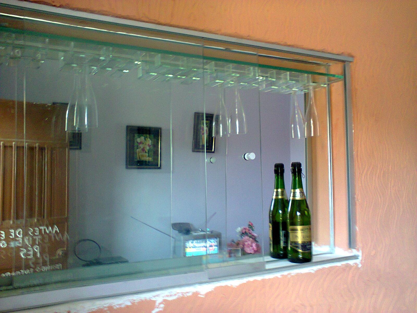 Imagens de #975234 Bazar do Alumínio: JANELAS E PORTAS DE CORRER EM BLINDEX 1600x1200 px 3512 Blindex Espelhado Banheiro
