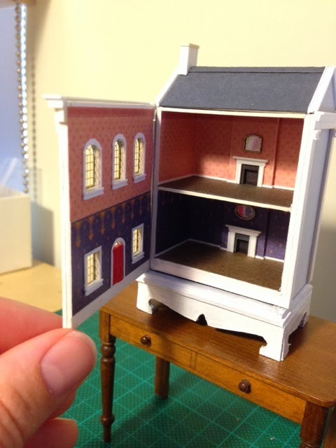 tiny distinction another 1 144 scale project little toy dollhouse