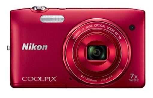 Spesifikasi Nikon Coolpix S3500