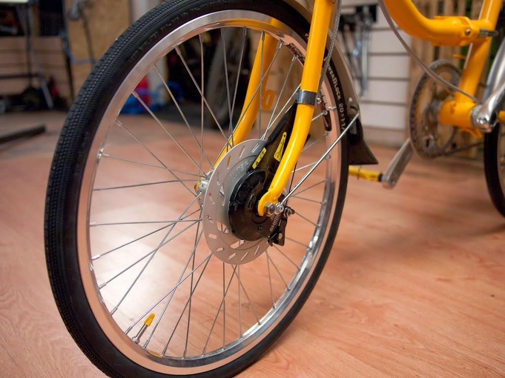 Как модернизировать велосипед своими руками 68