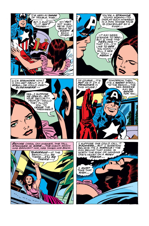 Captain America (1968) Issue #198 #112 - English 9