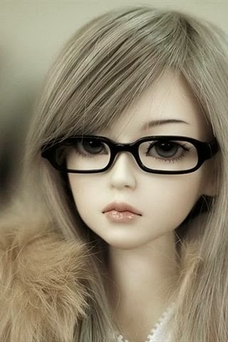 Cute Kiddy Doll 320x480 Mobile Wallpaper