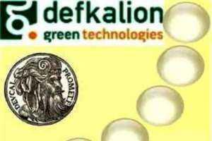 ελληνική εταιρεία Defkalion