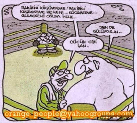 rakibini+küçümseme+karikatür