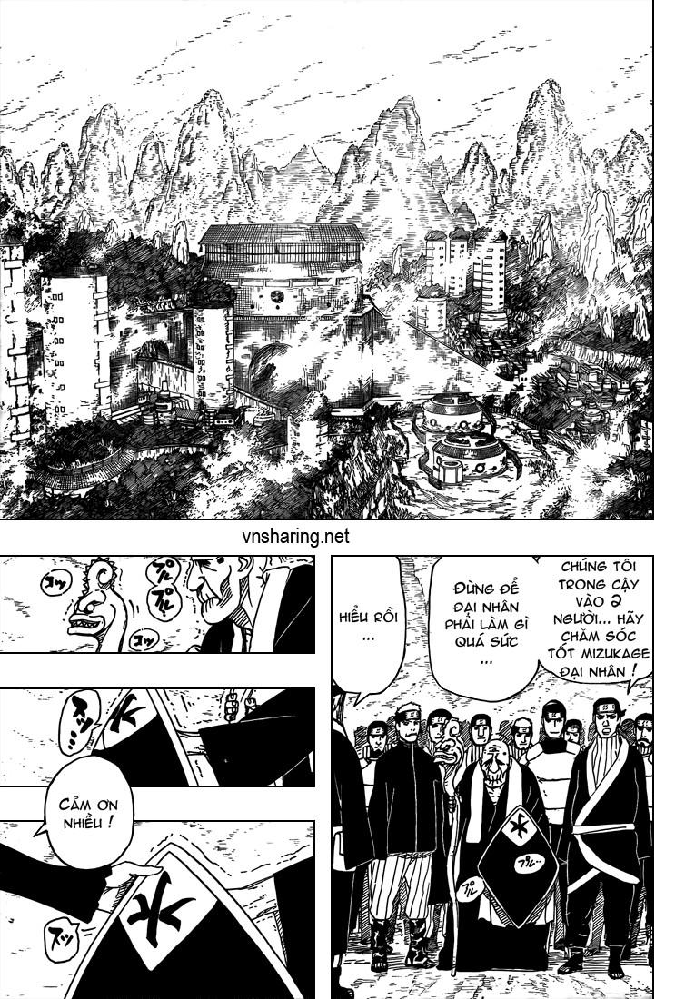Naruto chap 454 Trang 4 - Mangak.info